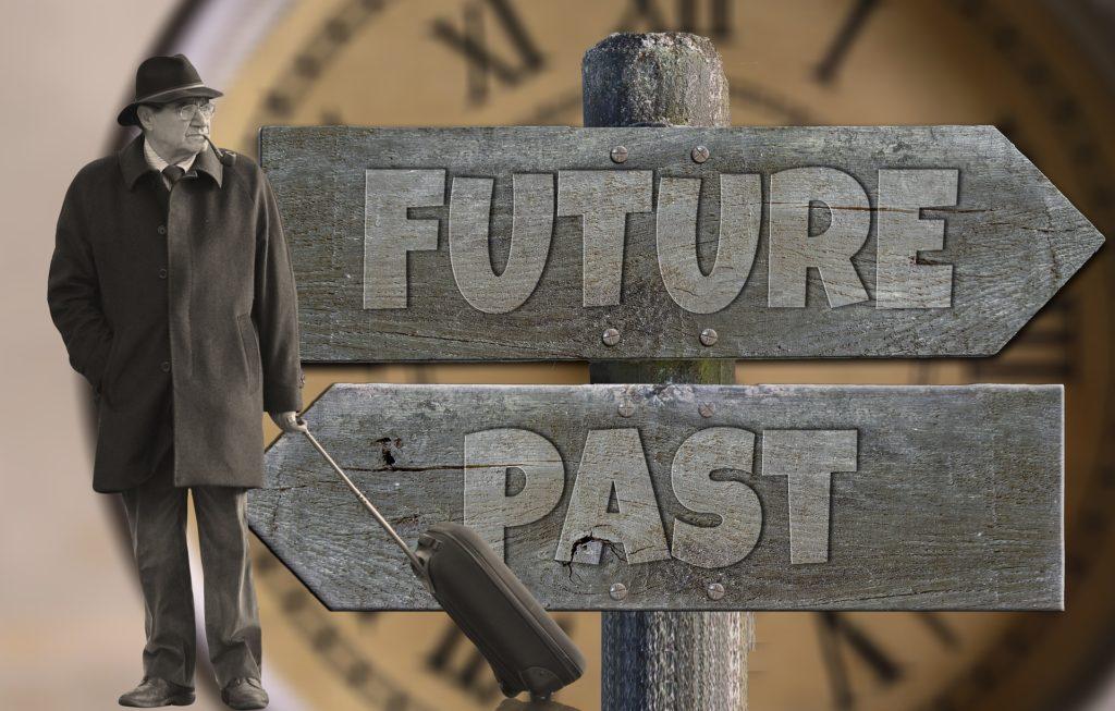Lasciare andare il passato