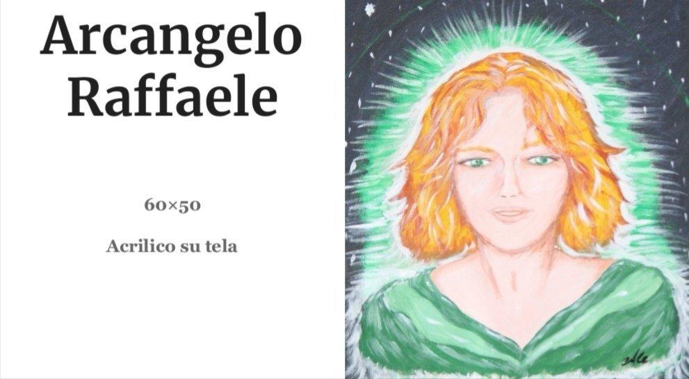Quadri Alessia Mereu - Arcangelo Raffaele