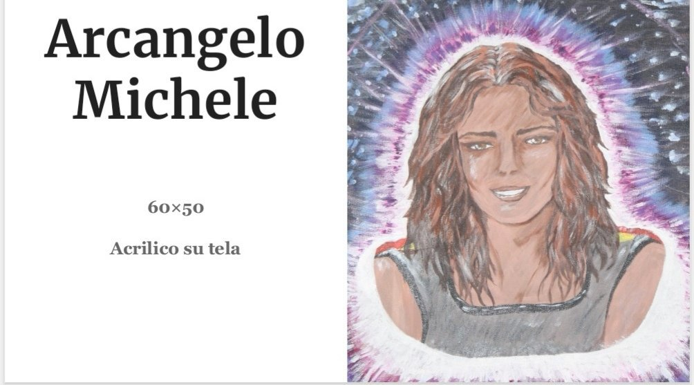 Quadri Alessia Mereu - Arcangelo Michele